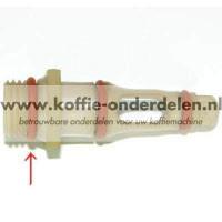O-ring 0080-20 Siliconen PTFE FDA