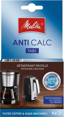 Melitta Anti Calc tabletten - 4 x 12 gr.