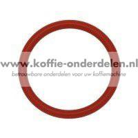 O-ring voor de zuiger van de zetgroep