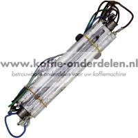 Boiler compl. met bedrading NTC