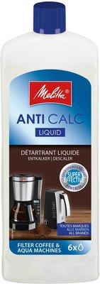 Melitta Anti Calc vloeibare ontkalker - 250ml