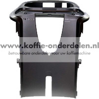Behuizing Top Cover, front in grijs voor Primea Cappuccino Touch Plus