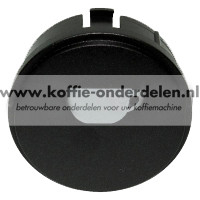 Koffie-knop antraciet voor Saeco Odea Go koffievolautomaat