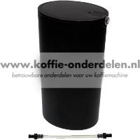 Melkhouder 1L. zwart