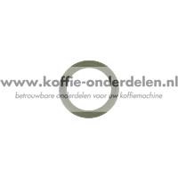 O-ring Viton groen D=6.07, T=1,78