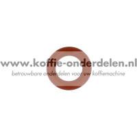 Bosch o-ring Siliconen voor het damprietje TK5