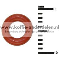 O-Ring 2015, pakking voor de drukslangen