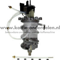 Verwarmingselement incl. ventiel, alle slangen, o-ringen en installatie-instructies - nieuw