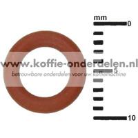 O-Ring voor de pomp en raccord