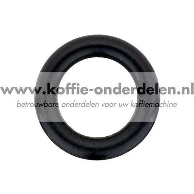 O-ring pulsatiedemper