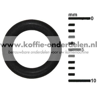 O-ring 2025 voor inlaat en HWD knop