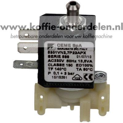 DeLonghi Solenoid Magneetventiel ECAM23.450