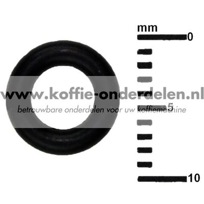 O-ring ventielspil