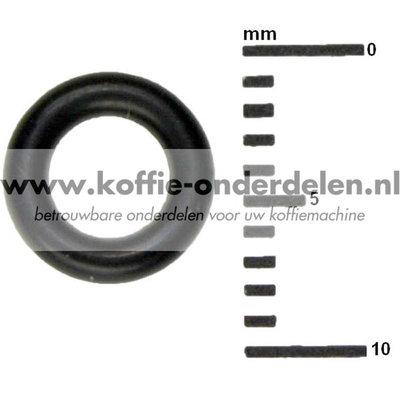 O-ring voor de zetgroepaansluiting vulpiston