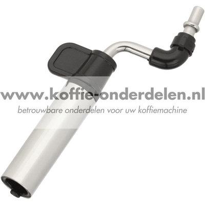 DeLonghi Opschuimer met stoompijp voor de ECAM22.110.SB