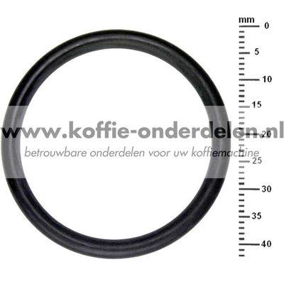 Originele o-ring voor de onderste zuiger van de zetgroep