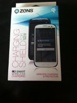 Qi cover voor Samsung Galaxy S3