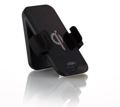 Qi Draadloze auto oplader voor mobiele telefoon