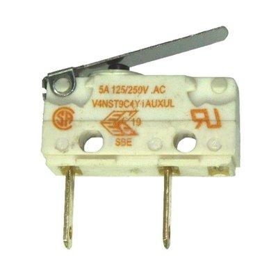 Microschakelaar 5A voor Krups XP7