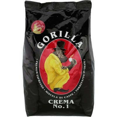 Joerges Espresso Gorilla Crema No.1 - 1000g