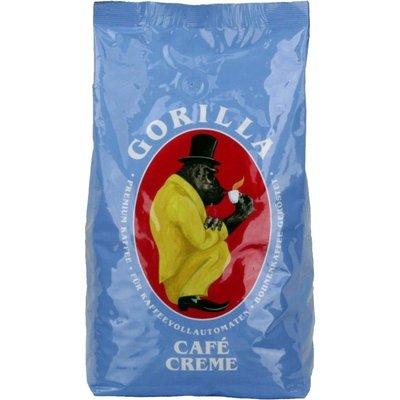 Joerges Gorilla koffiebonen Café Creme - 1000g