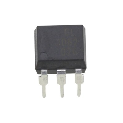 Optocoupler MOC 3062 voor besturingselektronica