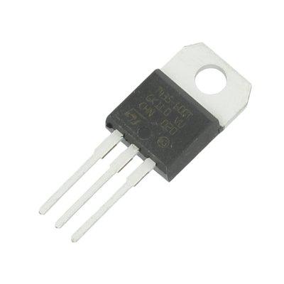 Triac T435-600T voor de Besturingselektronica