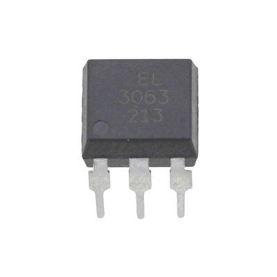 Optocoupler MOC 3063 voor Besturingselektronica