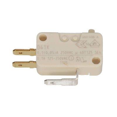 Micro-schakelaar Aandrijving DX41 - D41R-QGAC