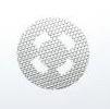 Roestvrijstalen zeef voor het ventielopener