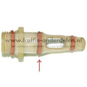 O-Ring ORM 0090-20 Siliconen voor vulpiston